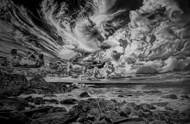The Storm by Paul-Shanghai