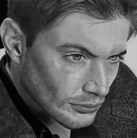 Jensen Ackles (aKa Dean Winchester) by Paul-Shanghai