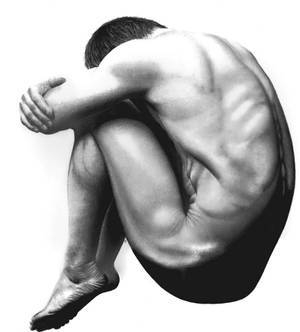 Male Bodyscape Drawing No. 4