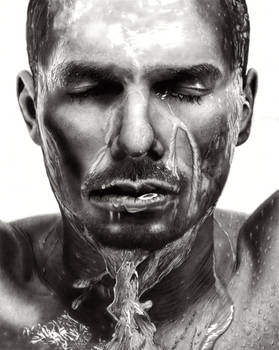 Wet (Pencil)