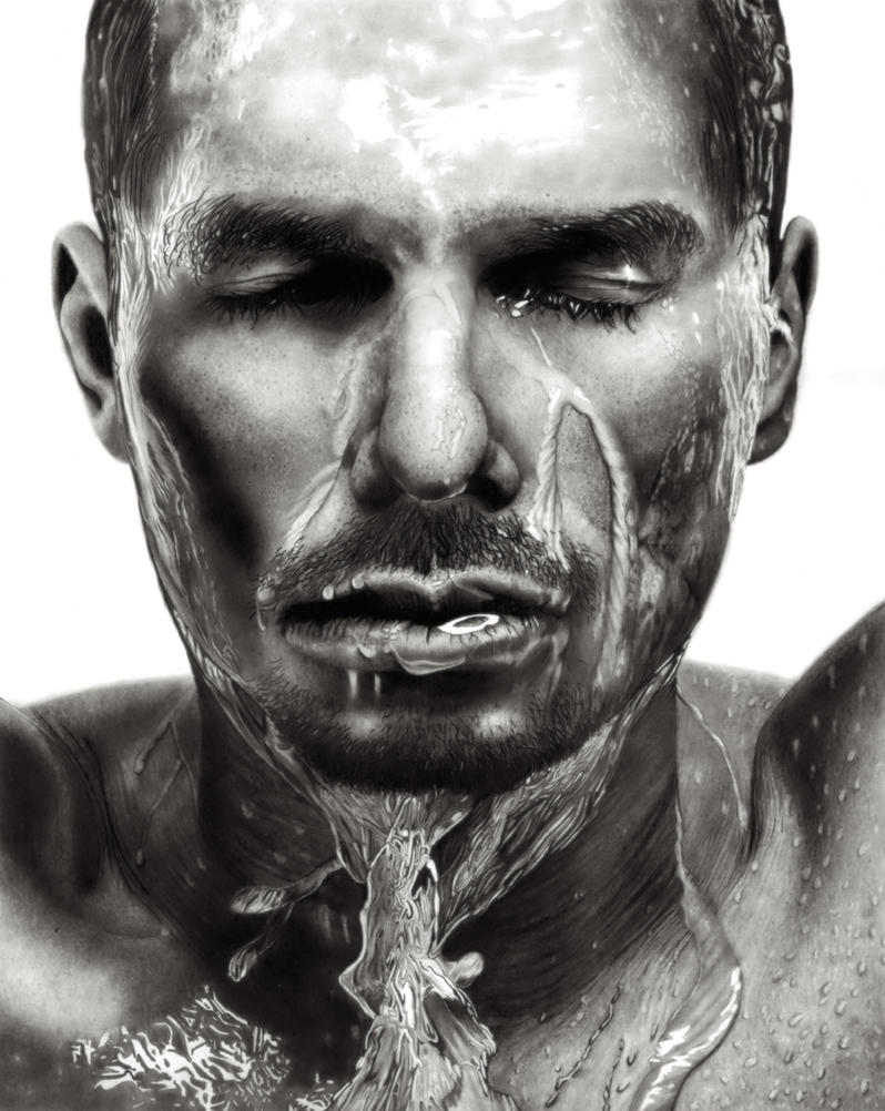 Wet Pencil By Paul Shanghai On Deviantart