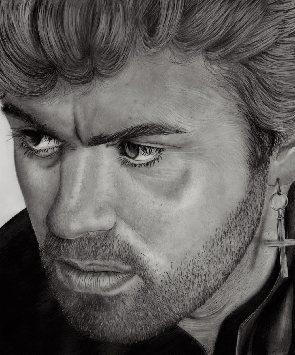 George Michael by Paul-Shanghai
