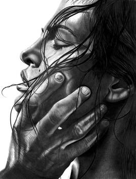 Passion (Pencil Drawing)