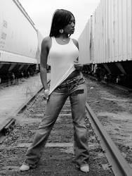 Beautiful Tracks by evolutionsky