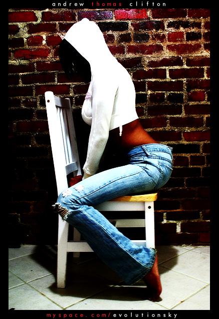 Lauren's Chair by evolutionsky