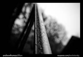 Wet Bannister