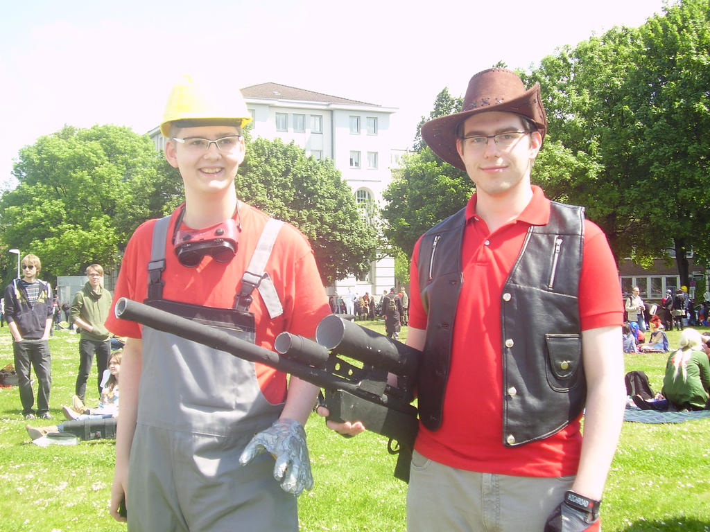 Team Fortress 2 by Alucard-Solvdow