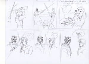 Sketch from Elevator Lance, Season 2 Episode 1