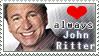 John Ritter Stamp by navara