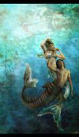 mermaids dance by eisbar-konigin