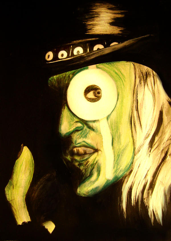 mighty boosh wallpaper. mighty boosh hitcher by