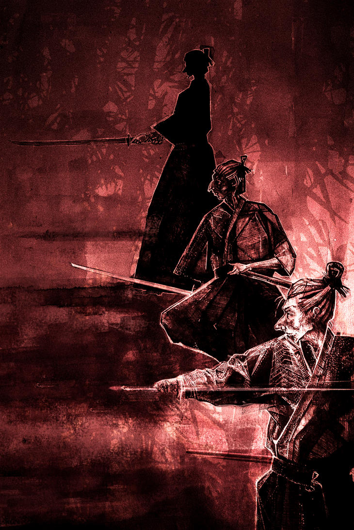 Samurai by fugusyndrome