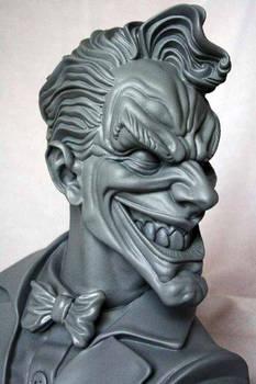 Joker bust 1