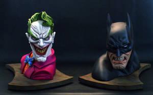 Batman Joker 4 by ThiagoProvin