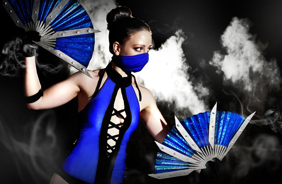 Kitana by ShinoMatrix