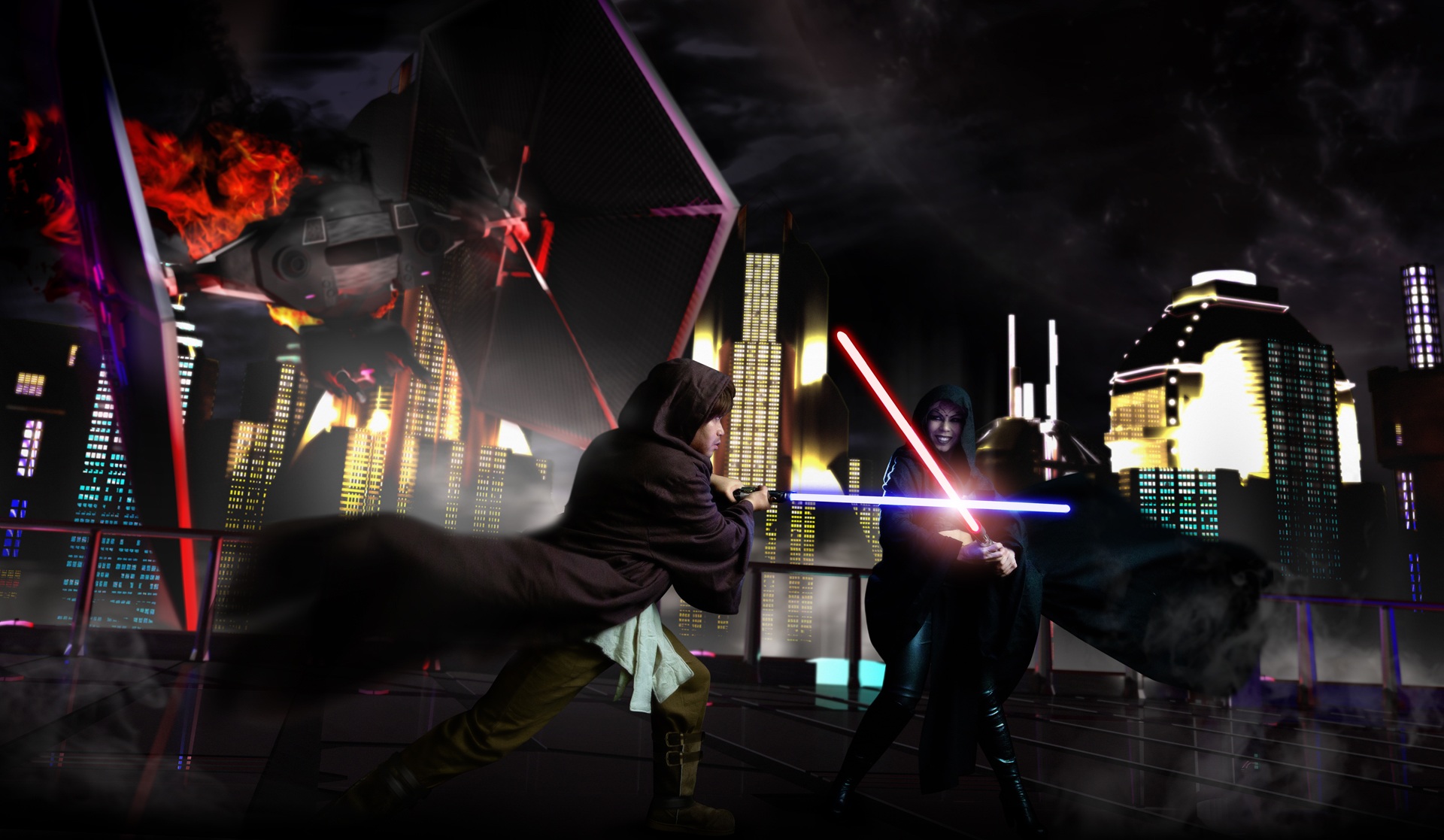Force Battle