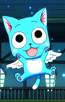 Happy: Fairy Tail by yee-heartifilia on DeviantArt  Happy Fairy Tail Cute