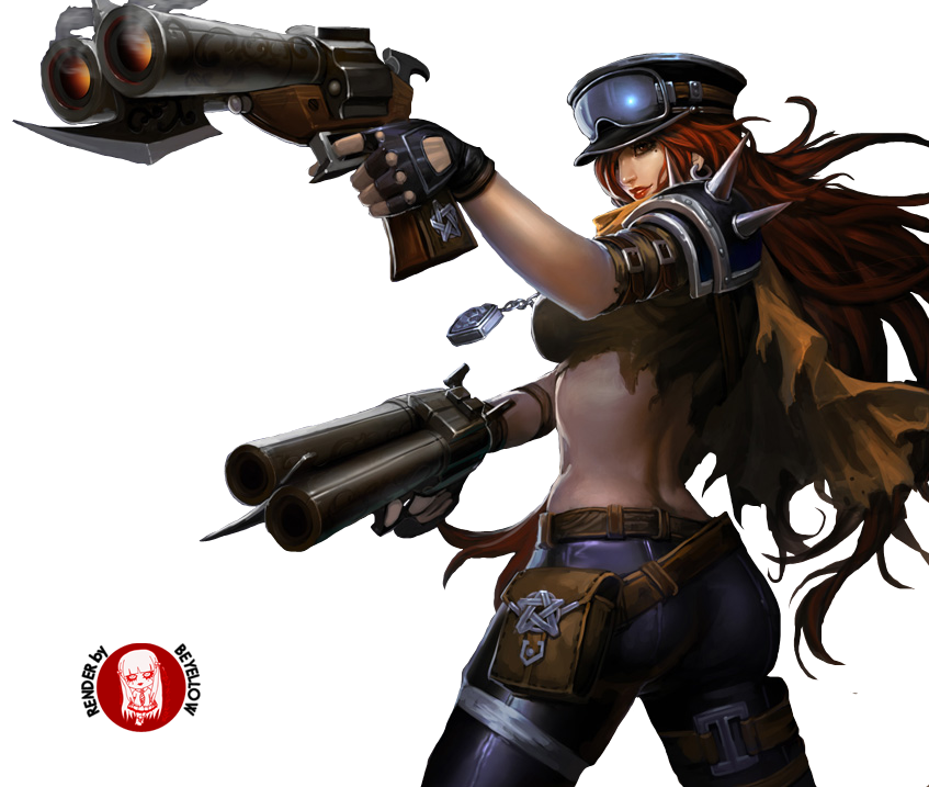 League of legends renders roadwarriormissfortune by league of legends renders roadwarriormissfortune by o0tsubasanotenshi0o voltagebd Choice Image