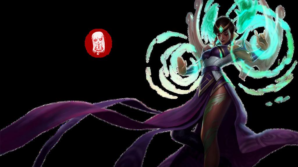 League of legends renders karma rework skin by o0tsubasanotenshi0o voltagebd Choice Image
