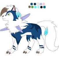 Crys the Dusk Lycanroc