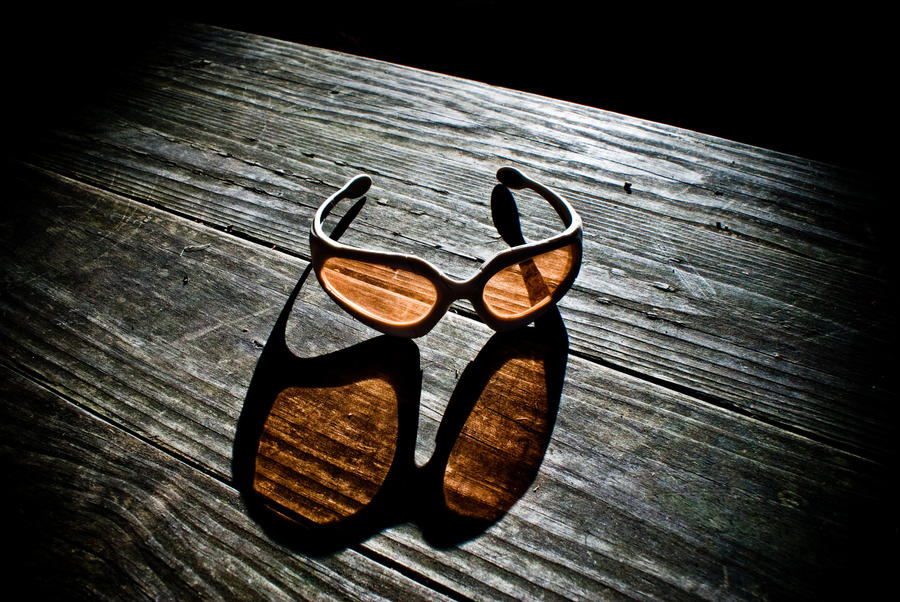 Sun Glasses at Night by ocdfx