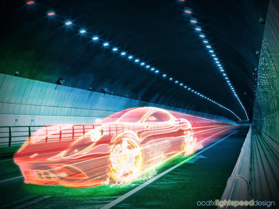 Light Rider by ocdfx