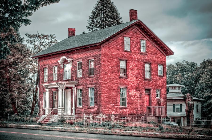 Red Bricks by ocdfx