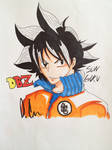 Dragon Ball Redesign Son Goku 2