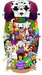[RD] Undertale 5th anniversary by Fireprinces20