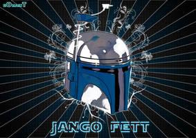 Jango Fett by R0mainT