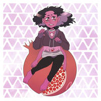 Rhodonite by spicymomo