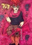 Demonic Hacker by queenoframen