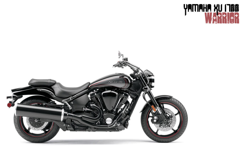 Yamaha XV 1700 Warrior by H8me-CZ on DeviantArt: http://h8me-cz.deviantart.com/art/Yamaha-XV-1700-Warrior-137492987