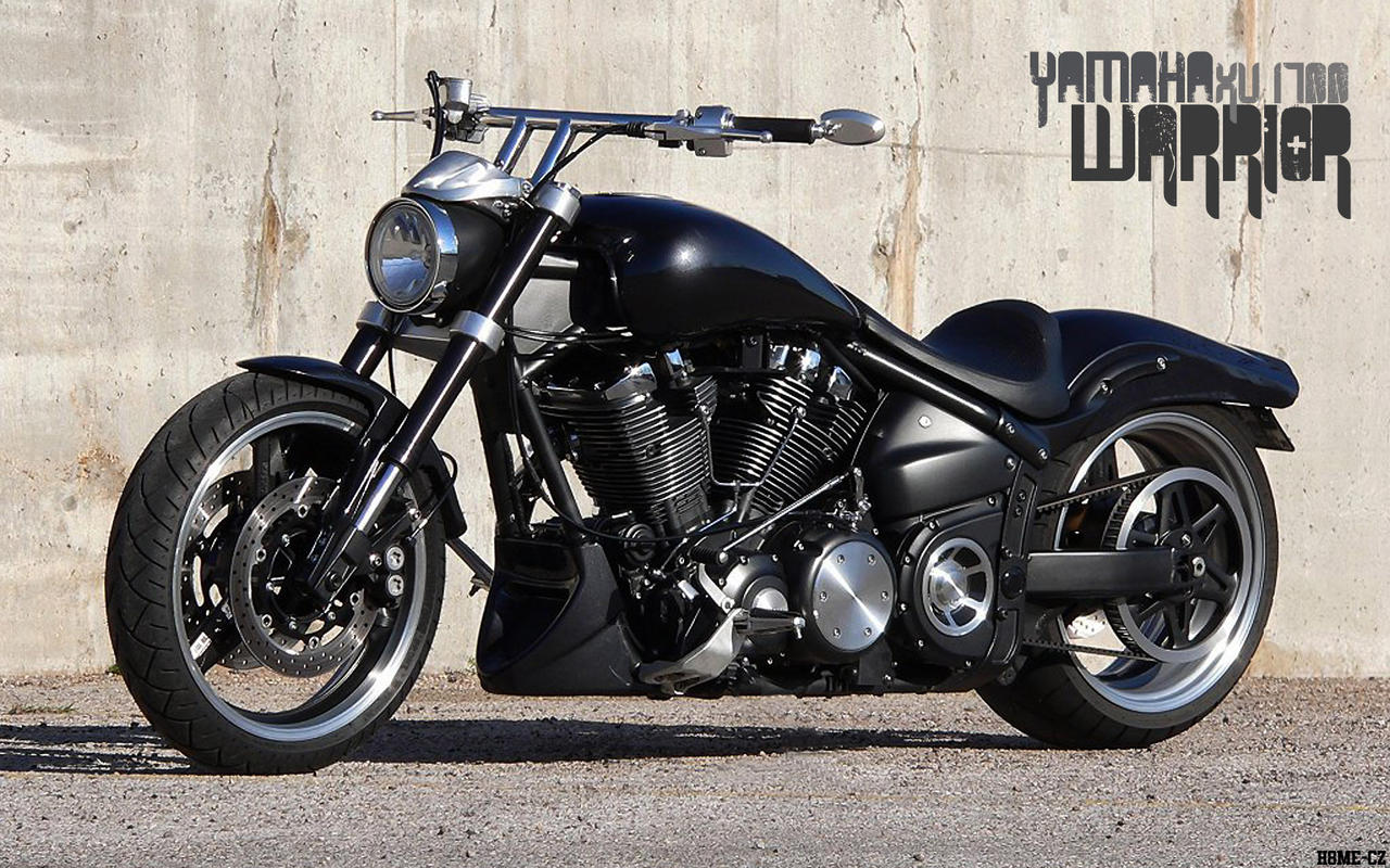 Yamaha Warrior XV 1700 by H8me-CZ on DeviantArt: http://h8me-cz.deviantart.com/art/Yamaha-Warrior-XV-1700-153576958