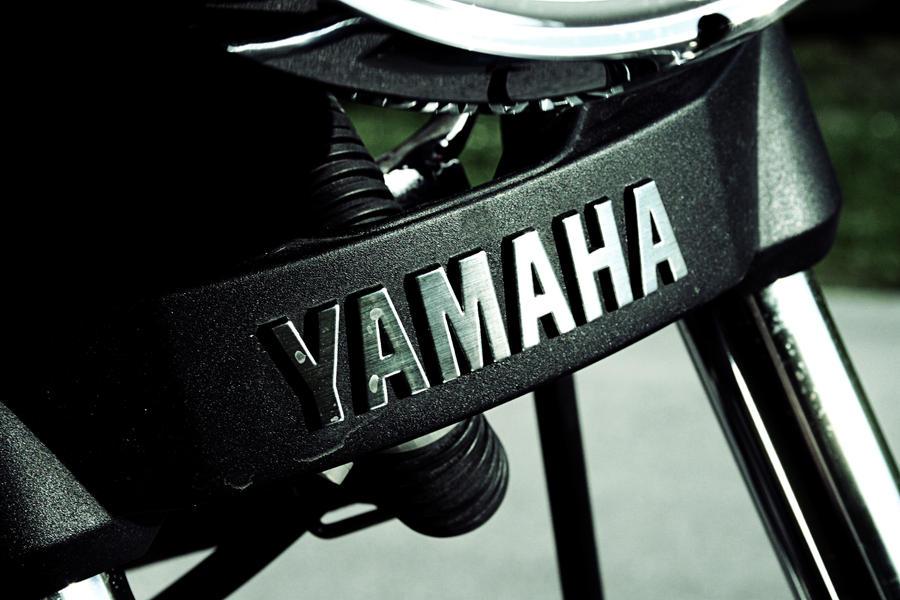 Yamaha Logo By Aqua Designs