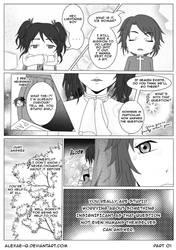 PARADISO - HisaGiri fancomic PART 1 by alexae-q