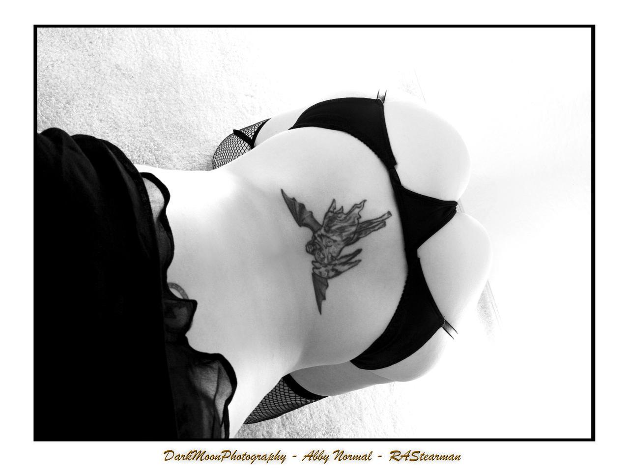 AbbyNormal-1783-BW-WP-Master by darkmoonphoto