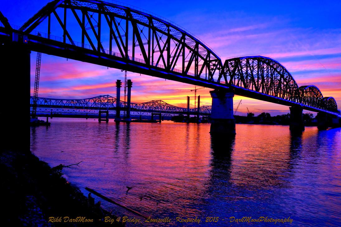 00-Big4Bridge-LouisvilleKy-2015-DSC03975-HDR-WP-Ma by darkmoonphoto