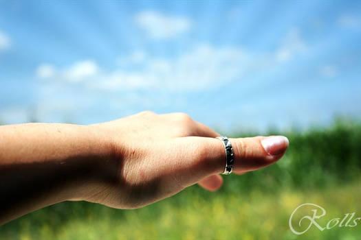I feel it in my fingers