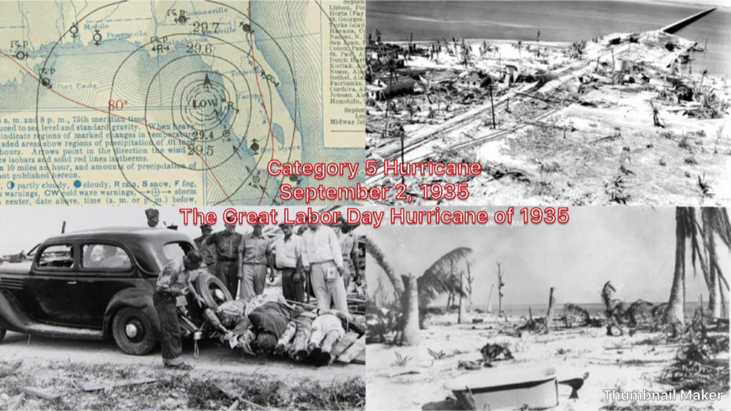 The Great Labor Day Hurricane Of 1935 By Nicholas75 On Deviantart