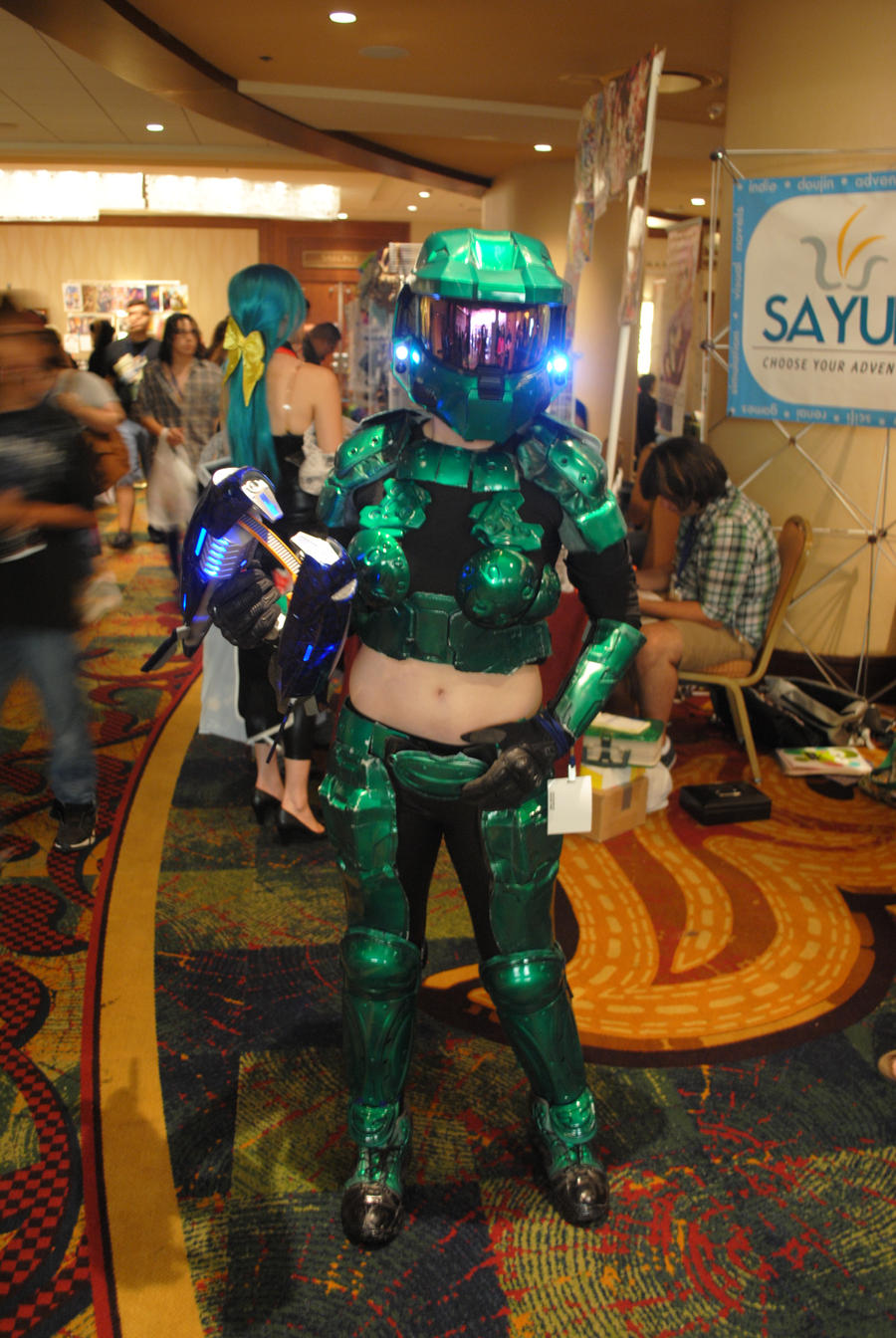 Halo suit by acors