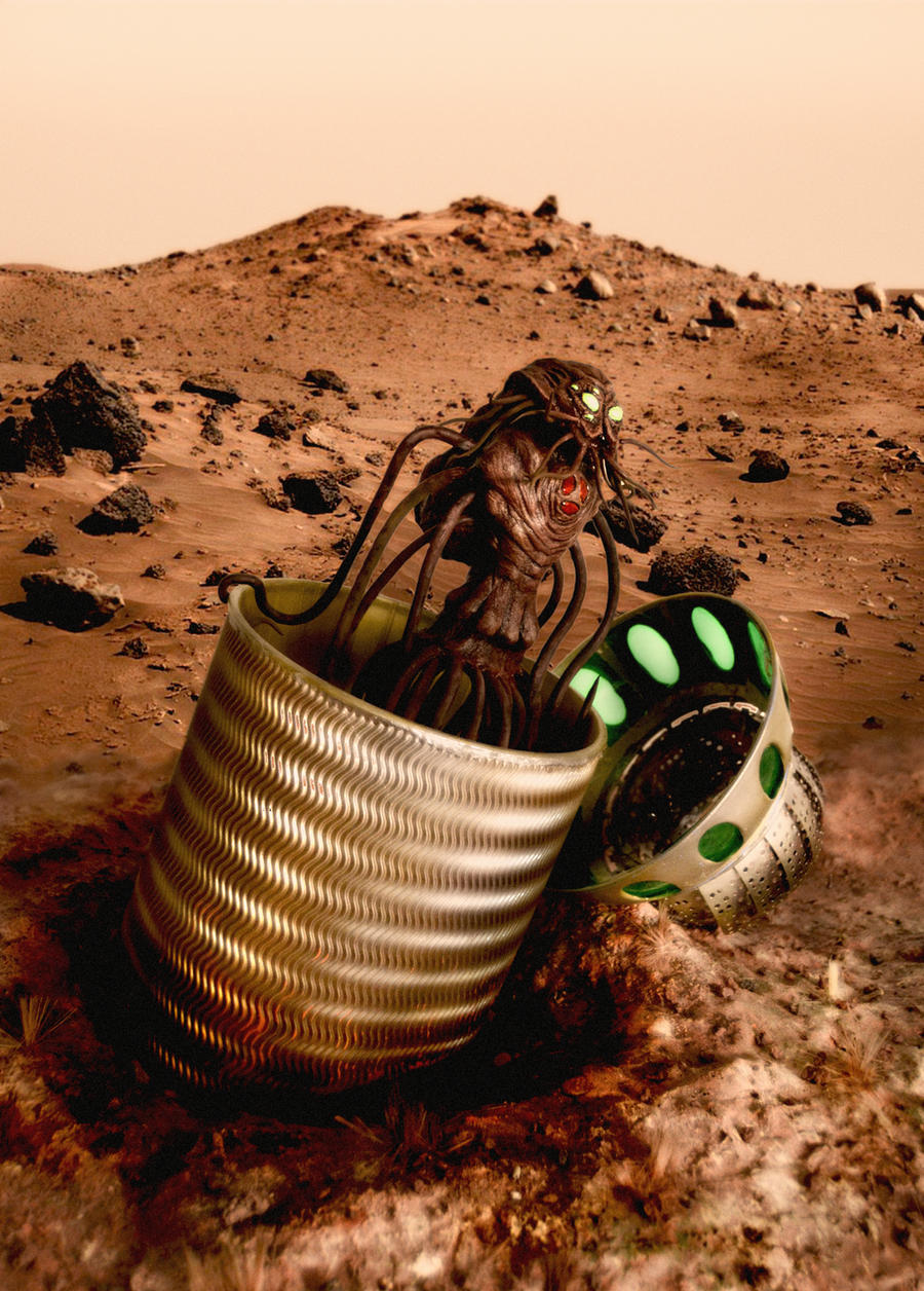 martian cylinder Gallery