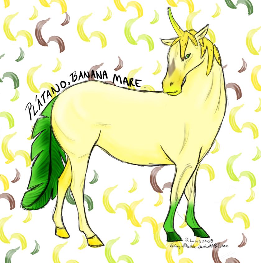 Platano__Banana_Unicorn_by_Shiny_Marble.