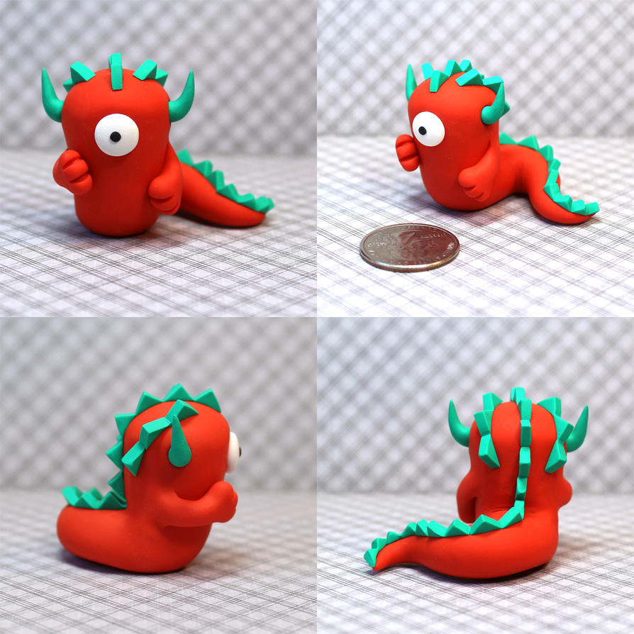 Trope the Timid Monster by TimidMonsters