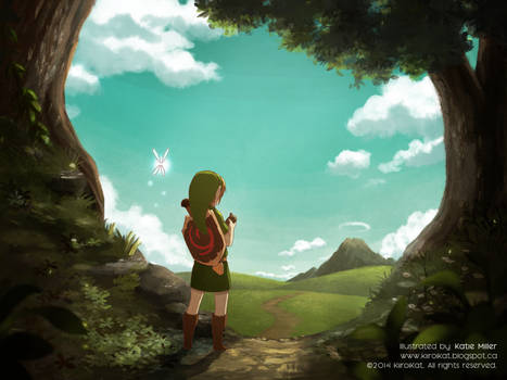 OoT: The Outset of a Journey