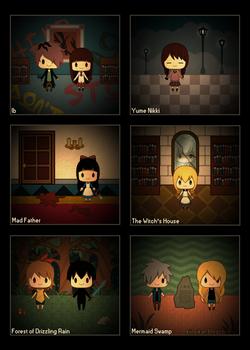 Horror RPG Poster