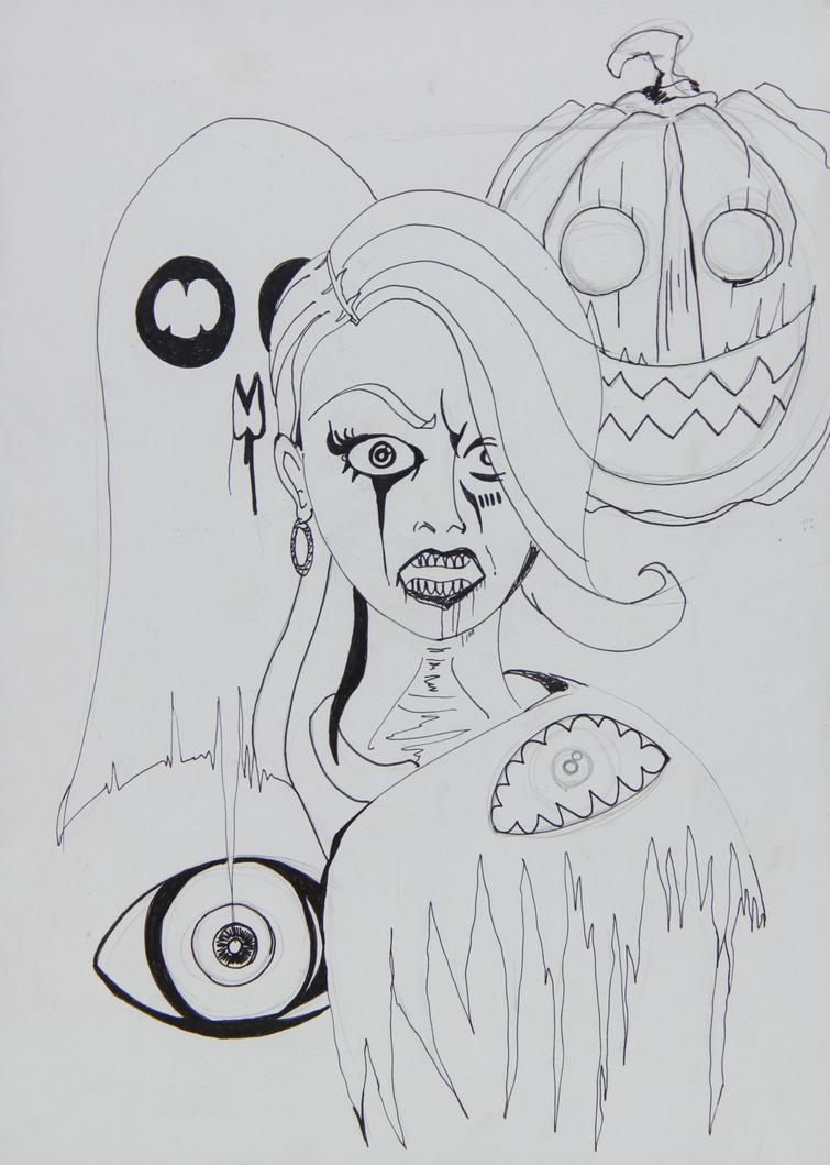 Phanthasma (Unfinished) by Cuestionador
