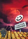 THINK POSITIVE by Cuestionador