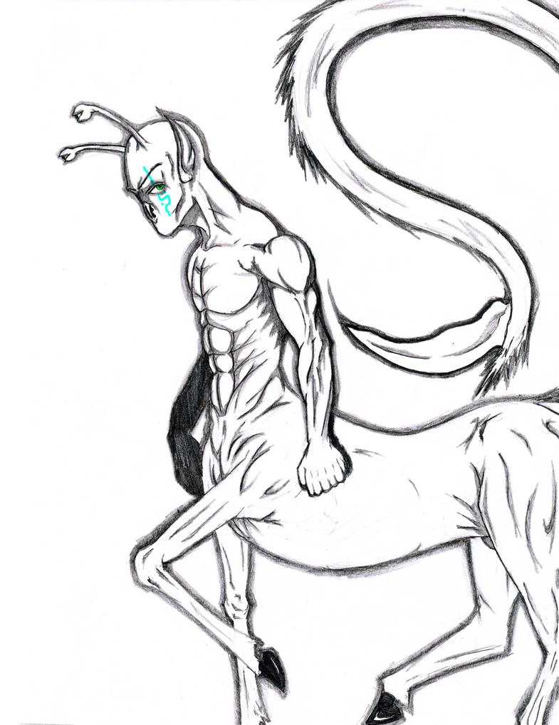 Xeiro Full Body by Dragon-Ed