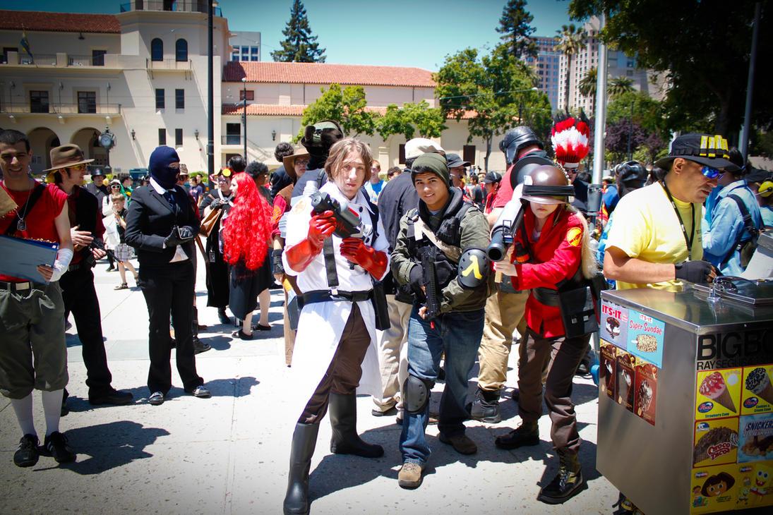 2 rebel cosplay Half life